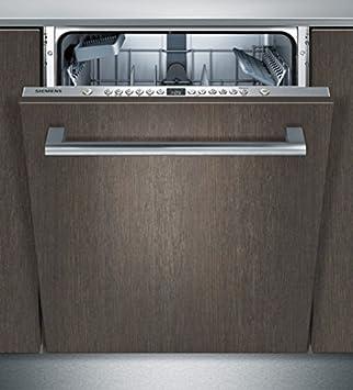 Siemens SN636X03IE lavavajilla Totalmente integrado 13 cubiertos A++ - Lavavajillas (Totalmente integrado, Tamaño completo (60 cm), Acero inoxidable, Botones, 1,75 m, 1,65 m): Amazon.es: Hogar