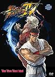 Street Fighter 4 The Ties That Bind DVD