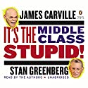 It's the Middle Class, Stupid! Audiobook by James Carville, Stan Greenberg Narrated by James Carville, Stan Greenberg