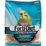 Kaytee Forti Diet Pro Health Food for Parakeet, 5-Pound, My Pet Supplies