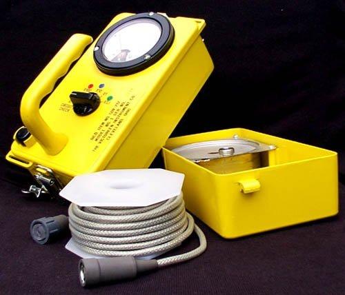 survey meter radiation - 3