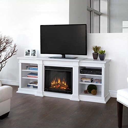 Buy products related to tv stand with electric fireplace heater products and see what customers say about tv stand with electric fireplace heater products on Amazon.com ? FREE DELIVERY possible on eligible purchases