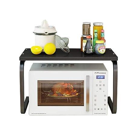 Estante de cocina Soporte para Horno de microondas Estante ...