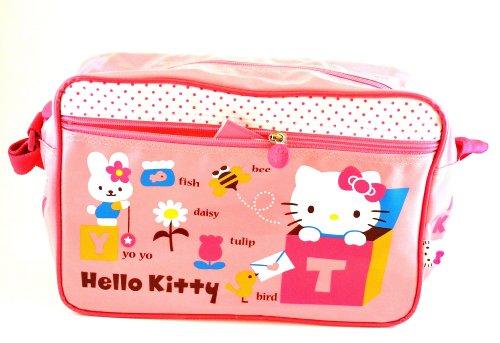 Sanrio Pink Hello Kitty Shoulder Camera Messanger Bag