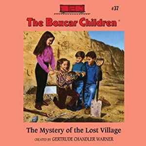 The Mystery of the Lost Village Audiobook