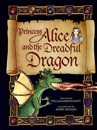 book cover of Princess Alice and the Dreadful Dragon