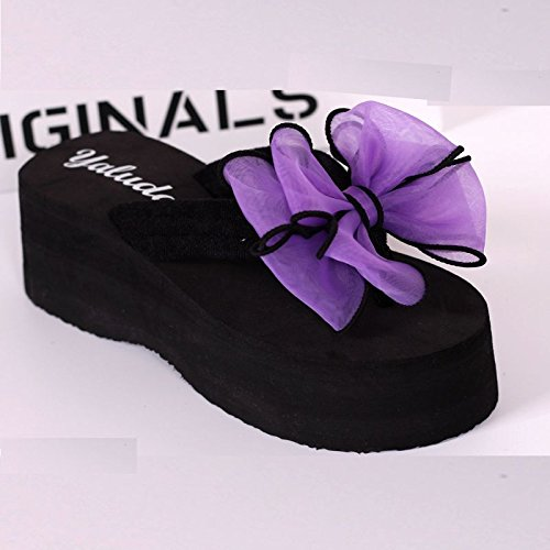 HUAIHAIZ Tacones de mujer Zapatos de boda Botas Zapatos de novia de cristal agua de perforación con lady tacones... -