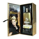 Lomani AB Spirit Millionaire Eau de Parfum Spray for Women, 3.3 Ounce / 100 Milliliters
