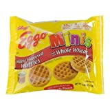 Eggo Minis Maple Flavored Waffle, 2.64 Ounce -- 72 per case.