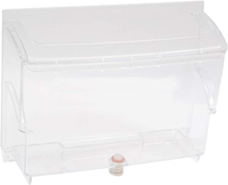 Spares2go - Depósito de agua para cafetera Nespresso Le Cube ...