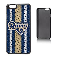 NFL Saint Louis Rams iPhone 6 Protector Case, Blue/White/Brown