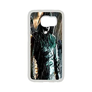 Best Phone case At MengHaiXin Store Hot TV Green Arrow Pattern 6 For Samsung Galaxy S6