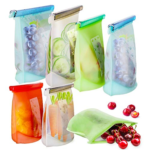 Reusable Silicone Container Preserving Dishwasher