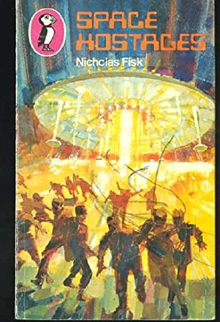 book cover of Space Hostages