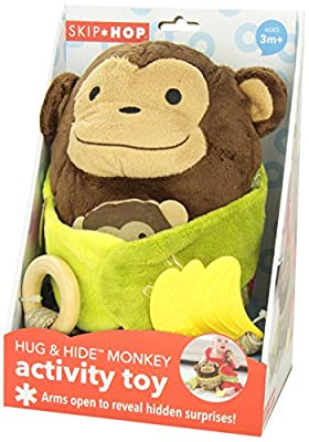 Skip Hop Hug and Hide Activity Toy