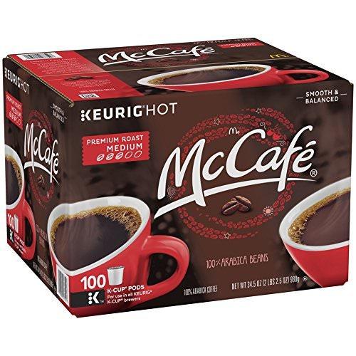 McCafe Premium Roast Coffee, K-CUP PODS