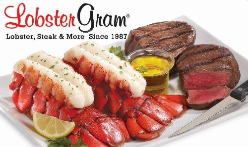 LobsterGram Gift Card - $100 - Grocery Store Cards E Gift