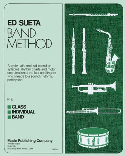 M-207CD - Ed Sueta Band Method - Alto Saxophone Book 2 Book/CD