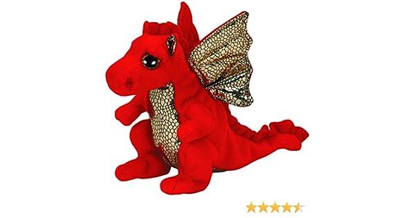 T.Y 41146 - Peluche (41146) - Peluche Dragon legend Beanie Boos (15cm), Juguete Peluche a partir de 10 años: Amazon.es: Juguetes y juegos