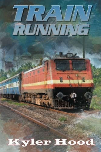 Train Running by Whispering Pine Press International, Incorporated