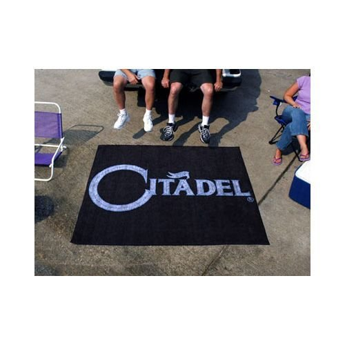 (NCAA The Citadel Bulldogs Tailgater Mat Rectangular Outdoor Area)