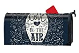WilBstrn Love is The Air Magnetic Mailbox Cover