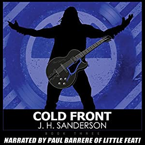 Cold Front Audiobook