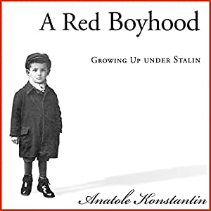 A Red Boyhood Audiobook