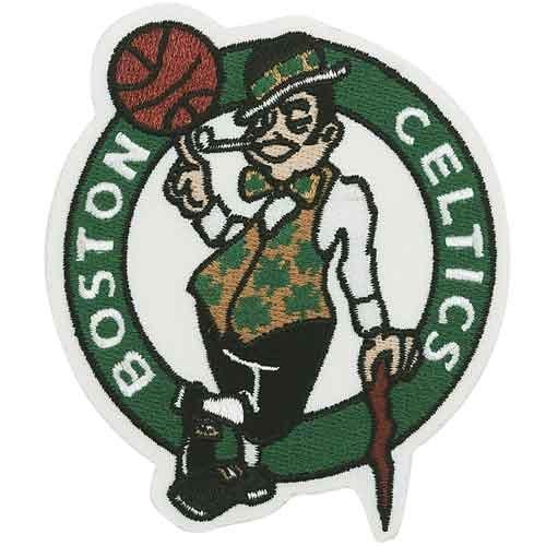 NBA Boston Celtics Logo Patch
