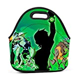 Dmgp Home Ben-10 Insulated Thermal Cooler Tote Lunch Bag/Bento Bag/Picnic Box For Adults Kids
