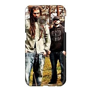 Shock Absorption Hard Phone Case For Samsung Galaxy S6 (KFv5102NOrv) Support Personal Customs Lifelike Battlelore Band Pattern