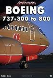 Boeing 737 - 300 to 800, Robbie Shaw, 0760306990
