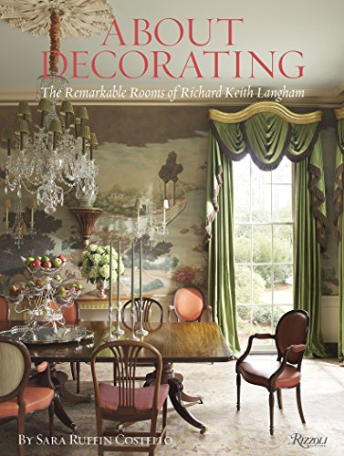 About Decorating: The Remarkable Rooms of Richard Keith Langham (Springs Upholstery Palm)