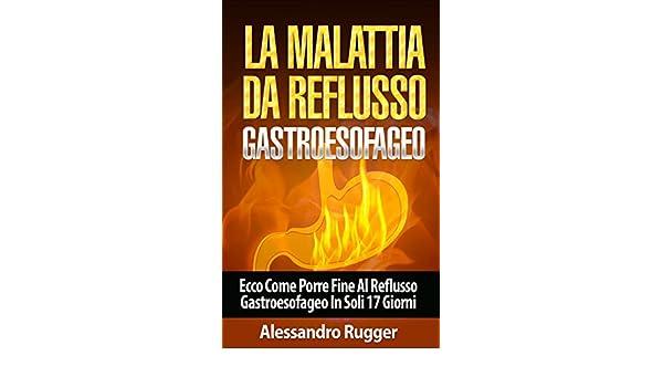 dieta malattia da reflusso gastroesofageo
