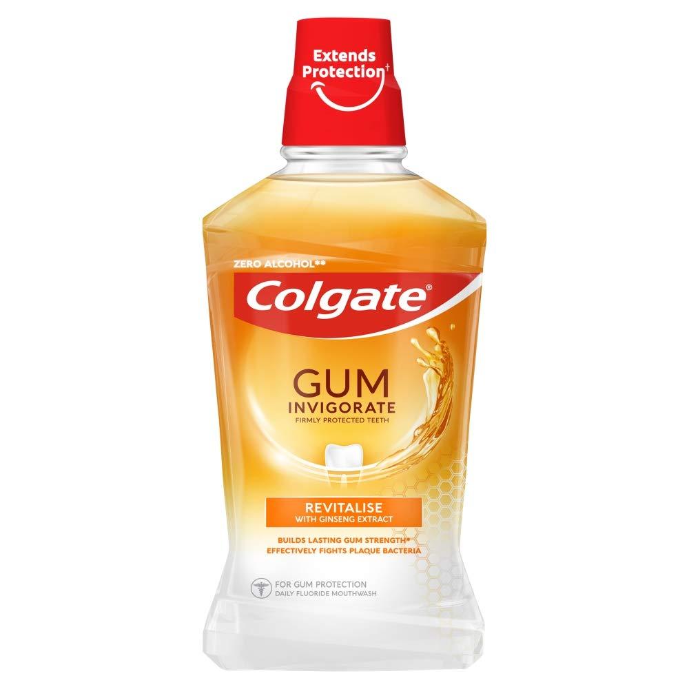 Colgate Gum Revitalise Mouthwash with CPC 500ml