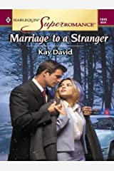 Marriage to a Stranger Kindle Edition
