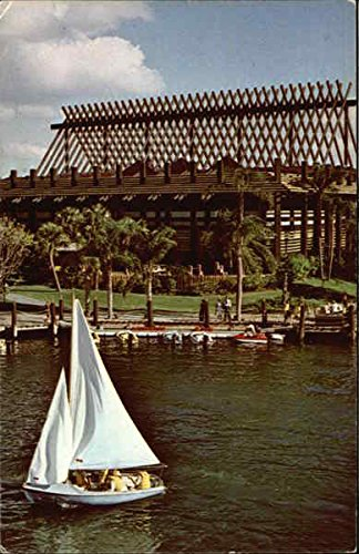 Polynesian Adventure Anaheim, California Original Vintage - Adventure Anaheim