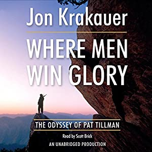 Where Men Win Glory Audiobook