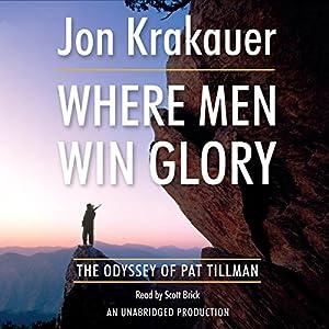 Where Men Win Glory Audiobook