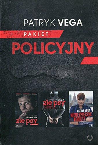 Pakiet policyjny Zle psy w imie zasad / Zle psy Po ciemnej stronie mocy / Niebezpieczne kobiety