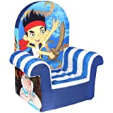 Marshmallow Children's Furniture - High Back Chair - Disney's Jake and Neverland Pirates