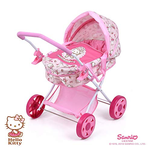 - Hello Kitty Doll Pram