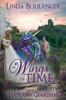 On Wings of Time (Lochlainn Guardians) by [Boulanger, Linda]
