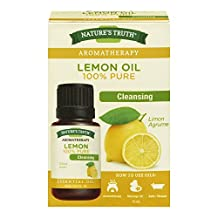 Nature's Truth Essential Oil - Lemon Oil 1 Count