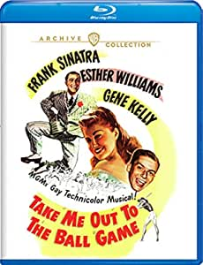 Take Me Out To The Ball Game [Blu-ray]