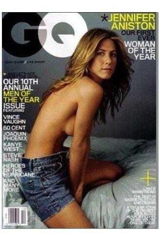 Jennifer Aniston Poster Gq Cover