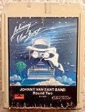 JOHNNY VAN ZANT Round Two 8 Track Tape