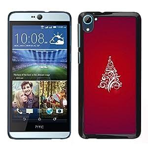 iBinBang / Funda Carcasa Cover Skin Case - Árbol de Navidad - HTC Desire D826