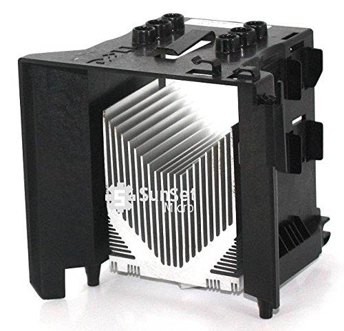 (Genuine Dell Dimension 9100, 9200 Optiplex 330, 360, 380, 620, 960 Desktop Heatsink & Shroud 0JN738 Dell Dimension 3100 E510 5150 E520 Heatsink Shroud Assembly)