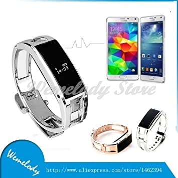 ARBUYSHOP Fit bit support Bluetooth SmartWatch traduction en portugais montre-bracelet à puce J8 Montre